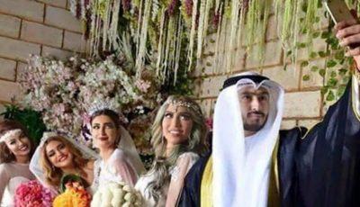 Un tânăr din Kuweit s-a căsătorit cu patru femei în aceeași zi! Motivul stârnește zâmbete