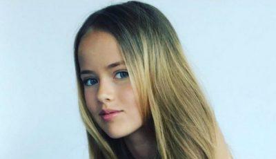Mama unei fetițe de 10 ani criticată dur deoarece și-a etalat fiica în costum de baie!