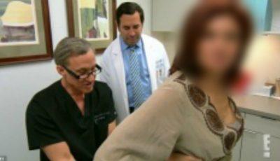 A vrut să-și pună implanturi fesiere, dar e îngrozitor ce i s-a întâmplat! Video
