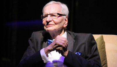 Marele actor român Radu Beligan s-a stins din viaţă, la 97 de ani!