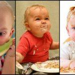 Foto: 20 de poze amuzante cu cei mai ,,flămânzi'' bebeluşi! Urmăreşte-le şi te încarcă cu bună dispoziţie