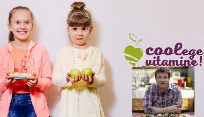 Jamie Olivier, despre Campania ,,Coolege vitamine!'': ,,O idee genială pentru toţi copiii din Republica Moldova!''