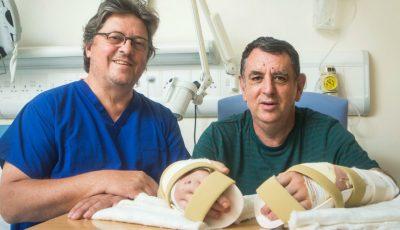 Primul transplant dublu de mâini, realizat cu succes de o echipă de medici britanici! Video