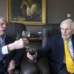 Foto: Cei mai în vârstă gemeni din lume au împlinit 103 ani!
