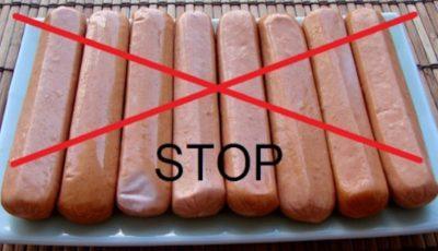 """Medici: ,,Încetaţi să le mai daţi copiilor să mănânce hot-dog-uri!"""""""
