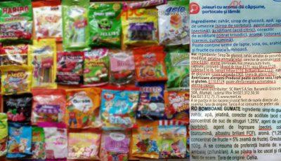 Studiu privind pericolul ingredientelor chimice din jeleuri pentru creierul şi metabolismul copiilor!