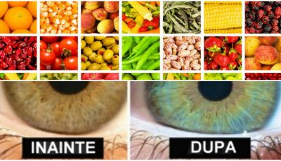Dieta care îţi deschide culoarea ochilor!