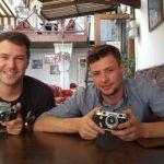 Foto: Fotograful Corneliu Blagoslovitu a primit un cadou care l-a lăsat fără cuvinte