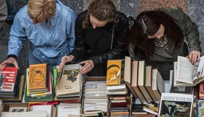Dacă ești pasionată de lectură, vino la Salonul Internațional de Carte, ediția a XXV-a