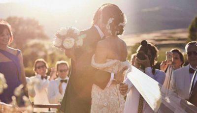 Moştenitoarea casei de modă Pronovias s-a căsătorit! Vezi cum arată tânăra
