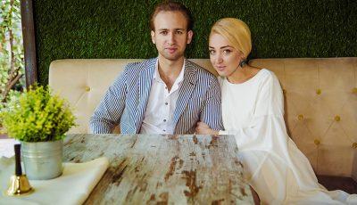 "Daniela Burlaca și Iurie Gologan:""Nu suntem deloc compatibili. Eu leu, el scorpion""!"
