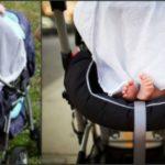 Foto: Nu acoperi căruciorul cu o pânză atunci când plimbi copilul vara! Iată ce se poate întâmpla