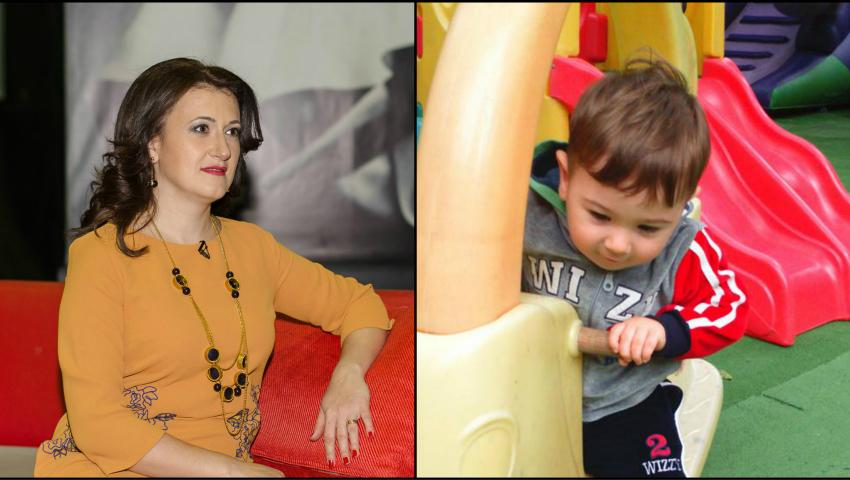 Foto: Rusalina Russu: ,,Am refuzat declanşarea artificială a naşterilor cu medicamente''