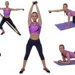 Foto: 5 exerciții care te scapă de kilogramele acumulate în vacanță!