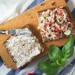 Foto: Sandwich-uri cu ton