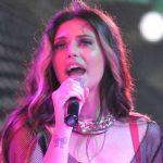 Foto: Antonia a renunţat la concerte, pentru a-şi proteja sarcina