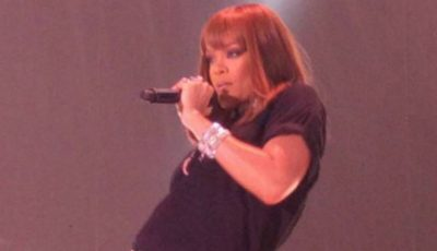 """Rihanna a cântat un remake după """"Dragostea din tei"""" la concertul susținut în România"""