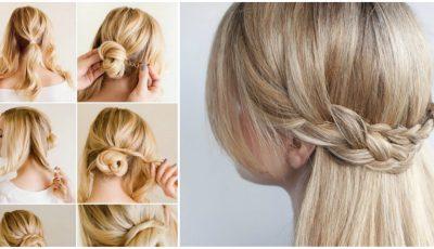 Coafuri pentru părul de lungime medie
