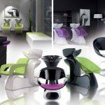 Foto: Cele mai bune prețuri la mobila Ceriotti pentru saloanele de frumusețe!