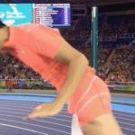 Foto: Nu a obținut medalia la Olimpiadă din cauza penisului prea mare!