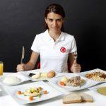 Foto: Cum arată meniul Campionilor Olimpici!