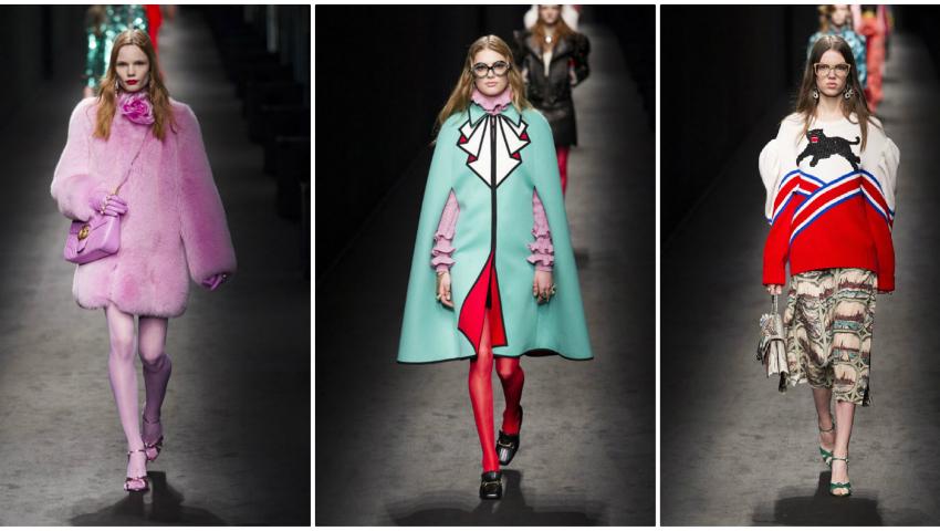 Foto: Ce-ți propune Gucci să porți la toamnă!