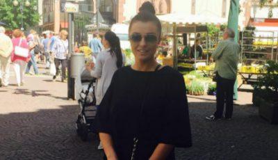 Lili Lozan, pe covorul roșu de la Cannes