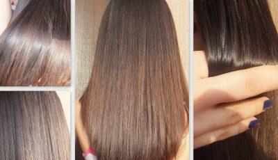 Părul tău va crește mai repede dacă-ți faci această mască!