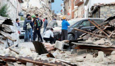 Cutremur în Italia. Cel puțin 14 oameni au murit!