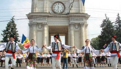 Iată cum vor fi sărbătoriți cei 25 de ani de Independență a Republicii Moldova