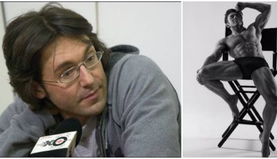Andrei Malahov e plin de pătrățele. Cum arată prezentatorul TV fără haine, la 44 de ani