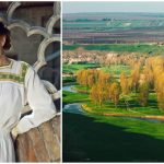 Foto: Mesajul de dragoste și ură pentru Moldova de la Stela Moldovanu