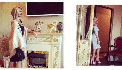 Ce comori ascunde Daniela Jenunchi în garderobă!