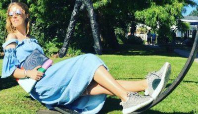 Ksenia Sobchak va anunța în septembrie că e însărcinată!