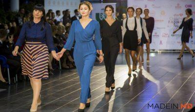"""30 de branduri autohtone îți vor arăta ce se poartă la """"Moldova Fashion Days"""""""