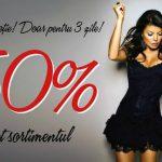 Foto: My London Shop anunță reduceri de 50% timp de 3 zile!