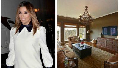 Eva Longoria își vinde casa în care a locuit cu fostul soț! Iată cât costă