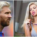"""Foto: Un model l-a făcut de rușine pe Messi: """"E ca și cum ai face sex cu un mort!"""""""