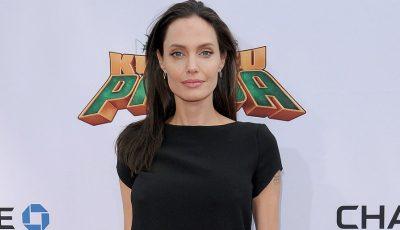 Se zvonea că e pe moarte. Vezi reacția Angelinei Jolie la aceste vorbe!