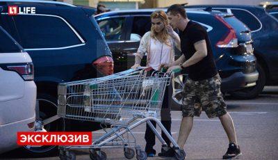 Ksenia Borodina și Kurban Omarov s-au împăcat după despărțirea scandaloasă