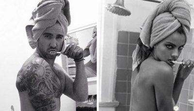 Acești bărbați pot concura cu cele mai hot tinere de pe Instagram!
