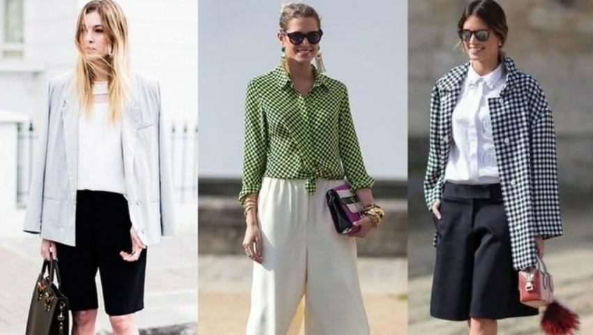 Foto: Cum alegi pantalonii scurți pentru birou?