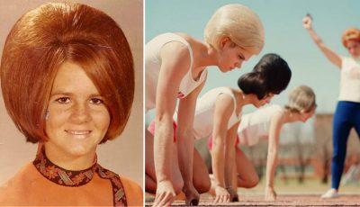"""Coafurile  """"nebune"""" ale anilor '60"""