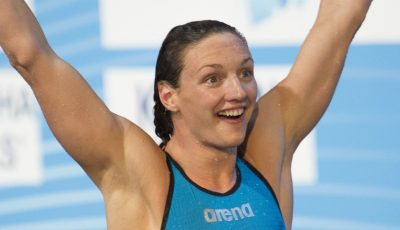 Katinka Hosszu a stabilit un nou record mondial la înot