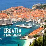Foto: Vizitează cele mai exotice locuri din Croația și Muntenegru!