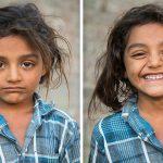 Foto: Cum un singur cuvânt poate schimba mimica unui om!