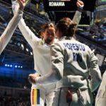 Foto: România este campioană olimpică la spadă feminin!