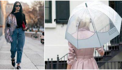 7 ținute stilate pentru zilele ploioase