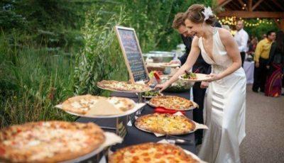 Perfect pentru gurmanzi! Pizza-bar