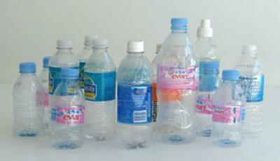 Sticlele de apă refolosite conţin mai multe bacterii decât un capac de toaletă!